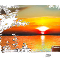 Mein Platz am See